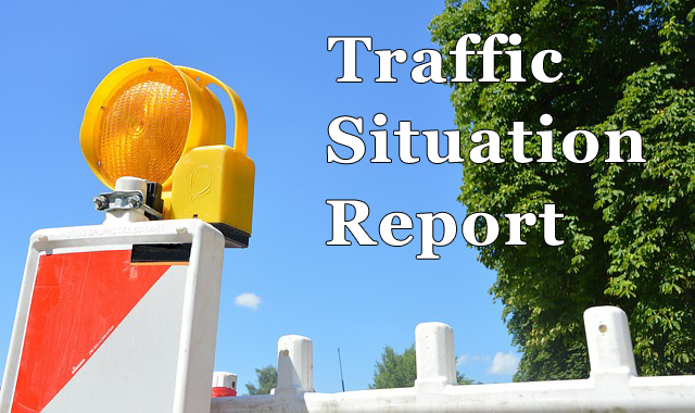 Traffic Situation Report Image