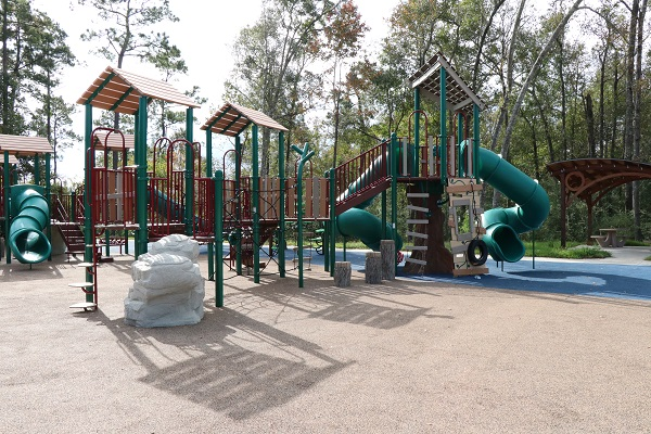 River Bluff playground