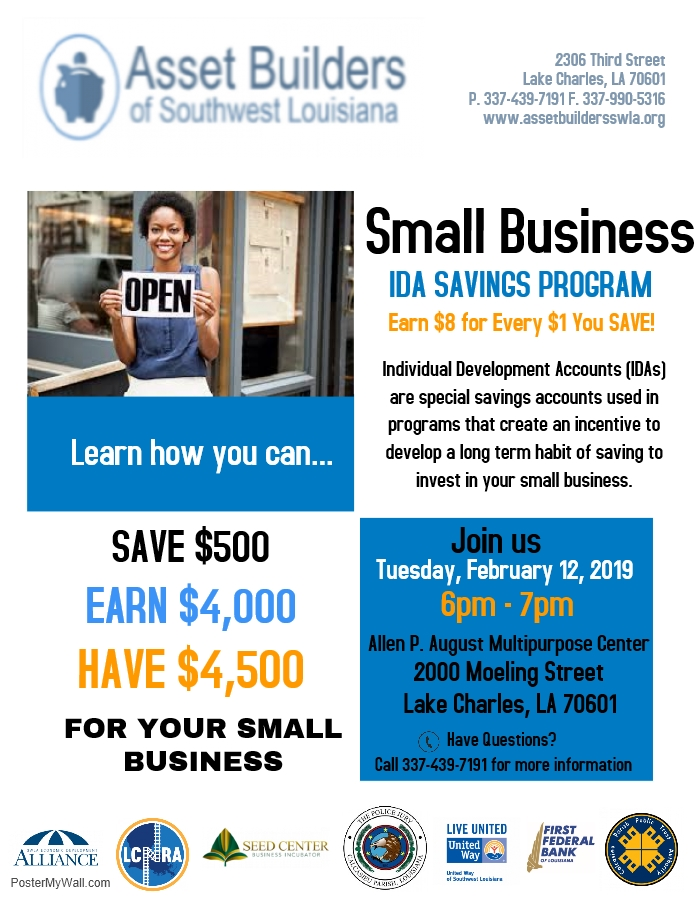 Small Business Cap Orientation- 2.12.19