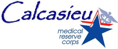 Calcasieu Medical Reserve Corps logo