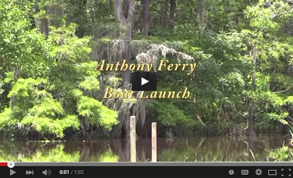 Anthony Ferry Boat Launch