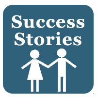 Click here to read our success stories.