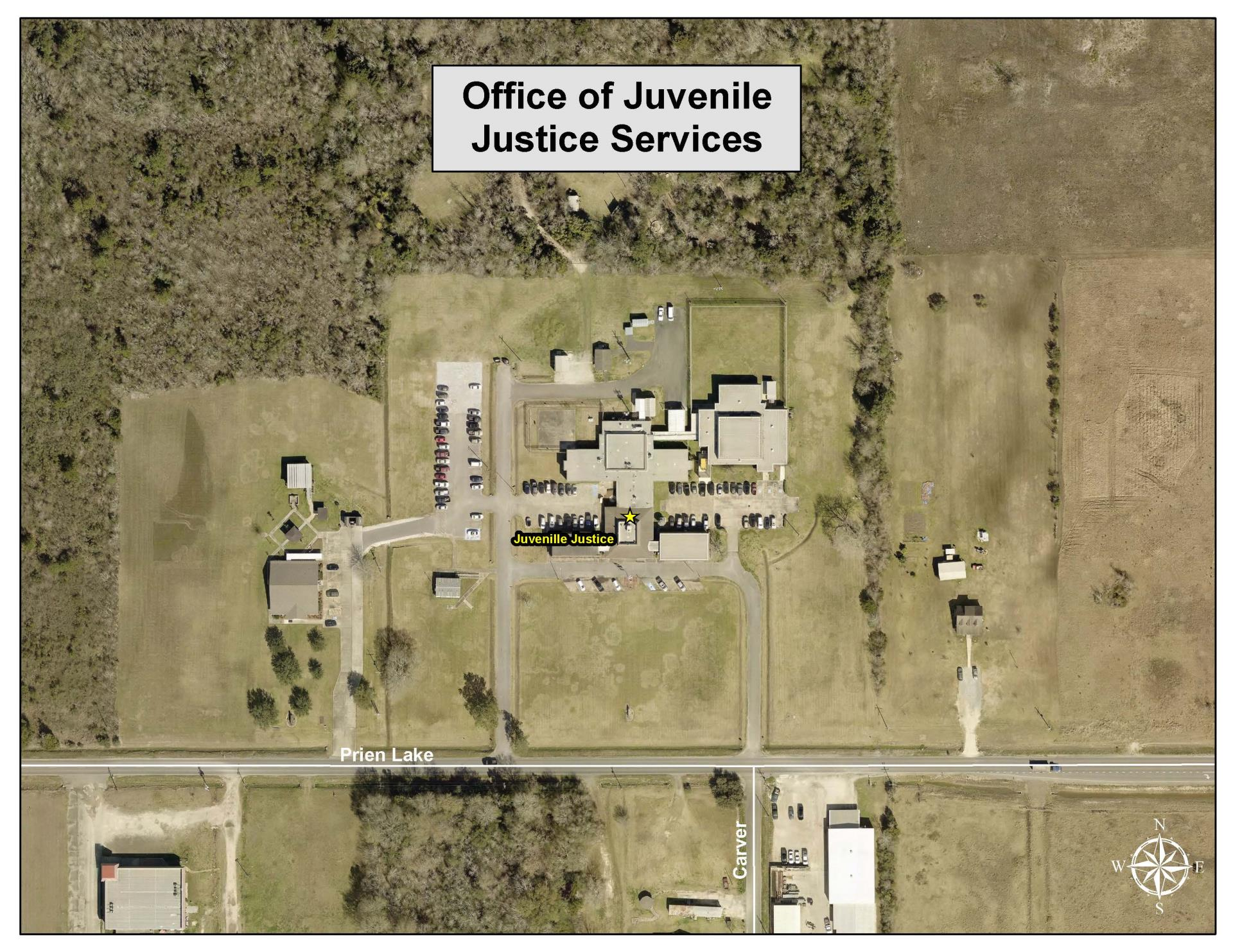 Calcasieu Parish Juvenile Justice Services