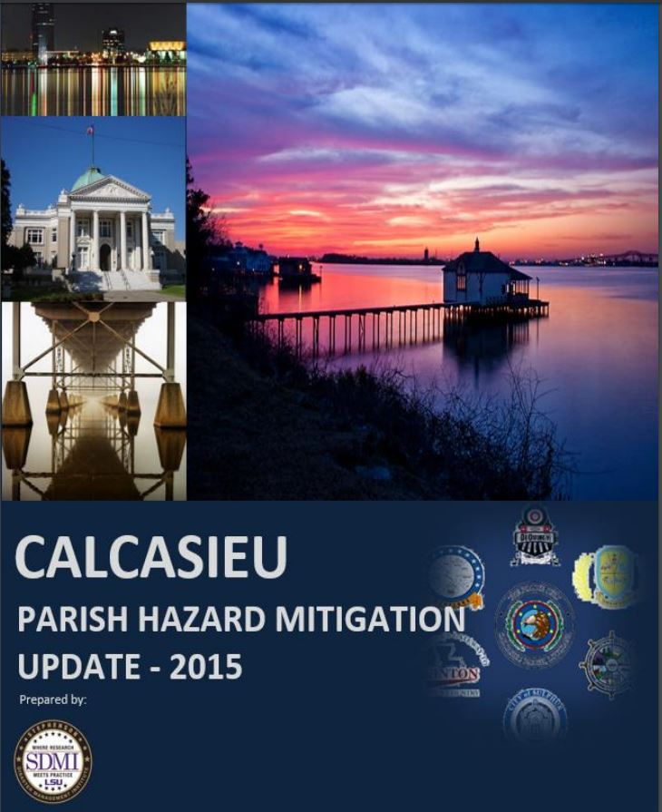 proposed mitigation plan cover